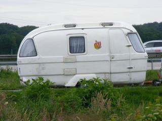 Campingwagen von 1967